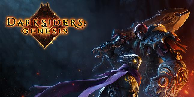Darksiders Genesis Banner