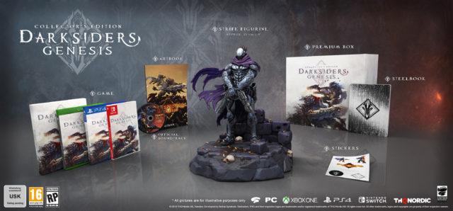 Darksiders Genesis Collectors Edition