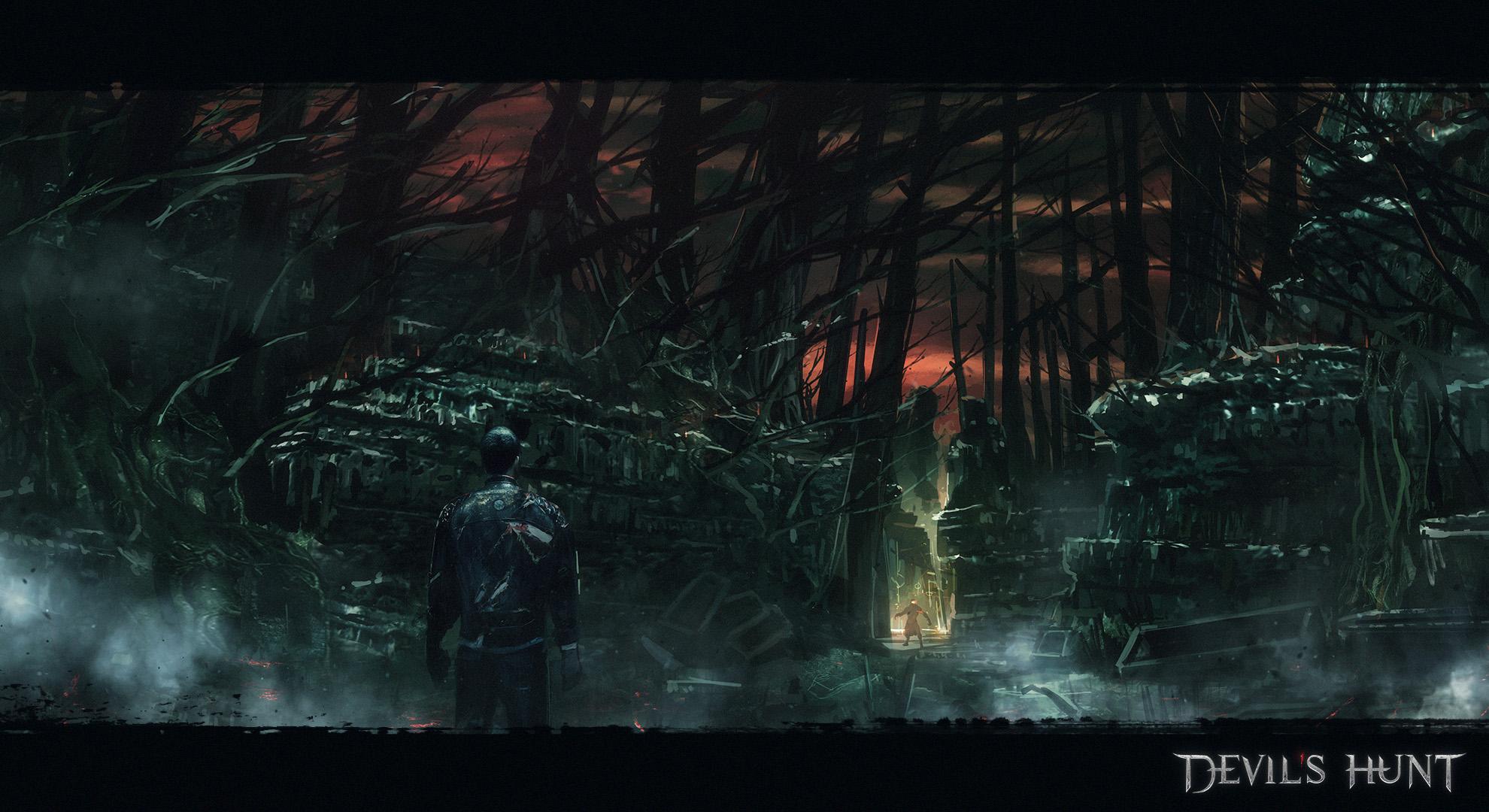 Devils Hunt Artwork 2