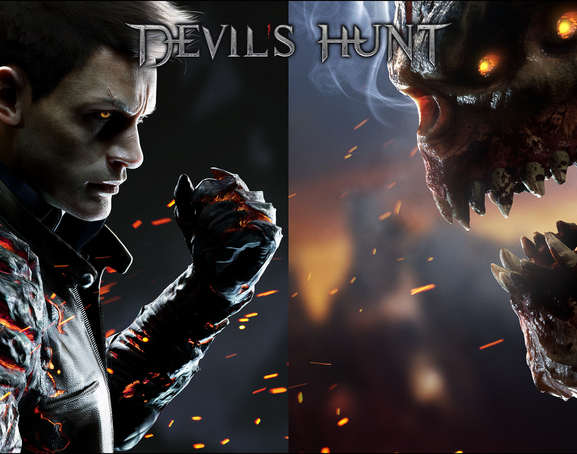 Devils Hunt Promo Art