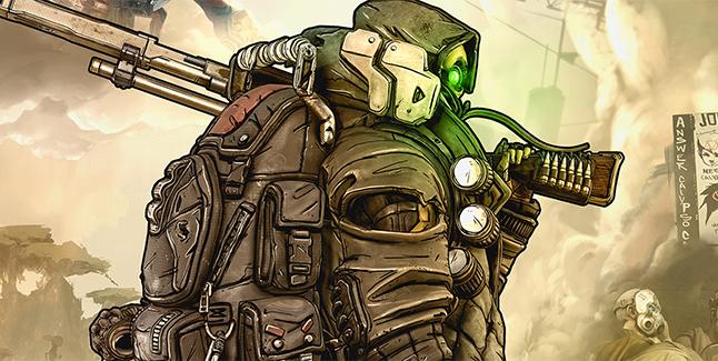FL4K The Beastmaster Banner