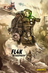 FL4K The Beastmaster Concept Art