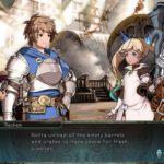 Granblue Fantasy Versus Screen 1