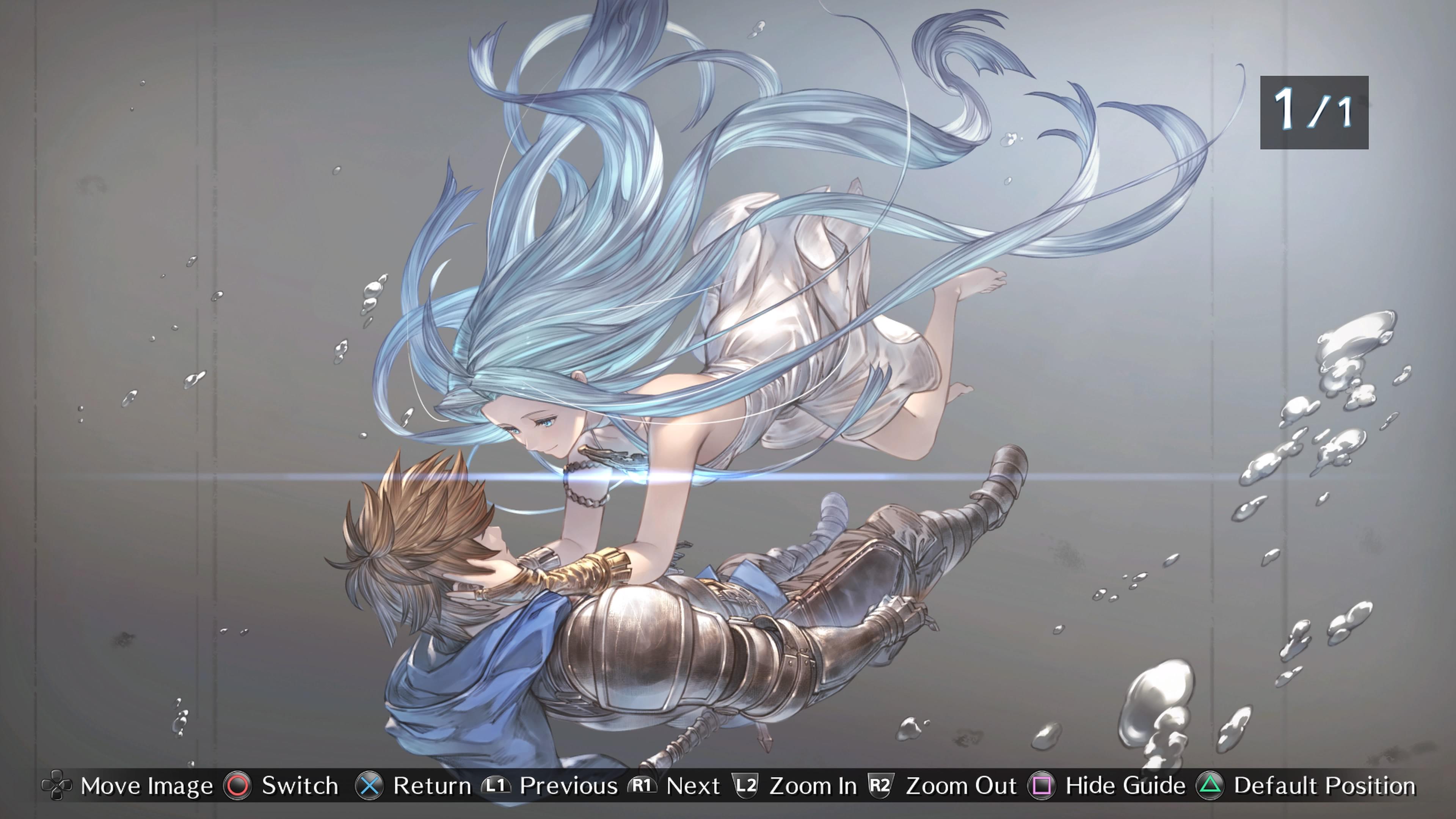 Granblue Fantasy Versus Screen 10