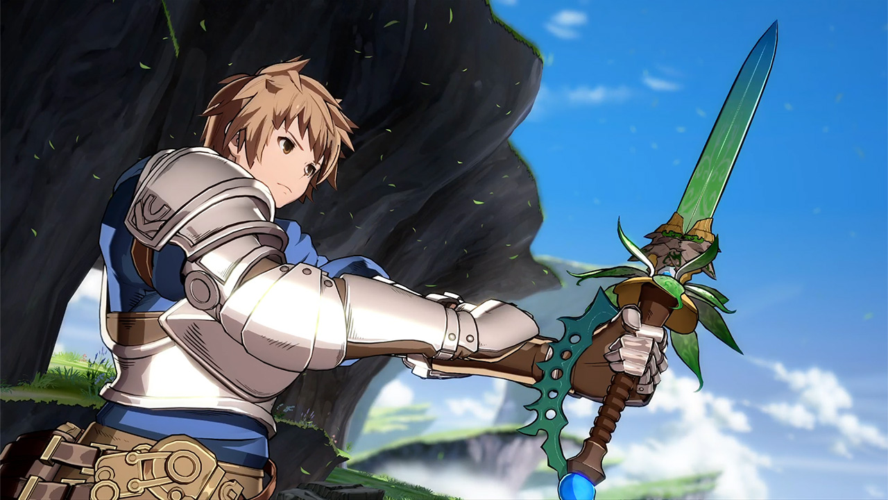 Granblue Fantasy Versus Screen 9