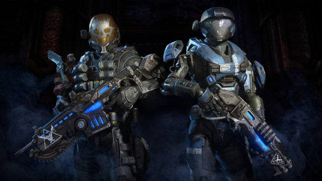 Halo Reach Character Pack
