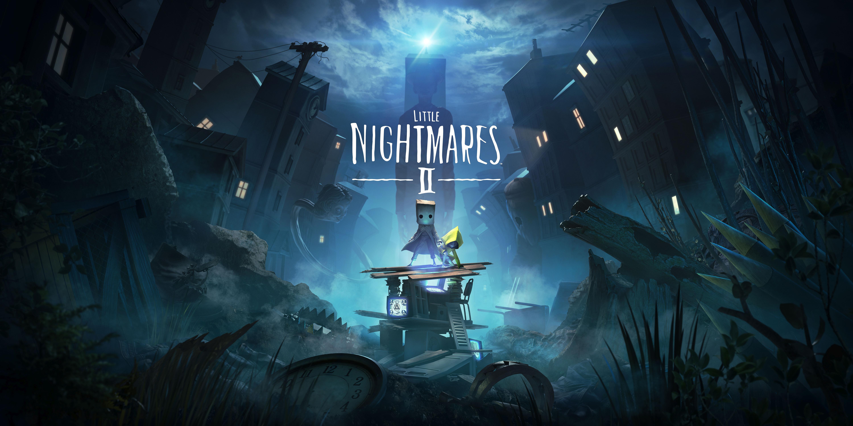Little Nightmares II Key Art