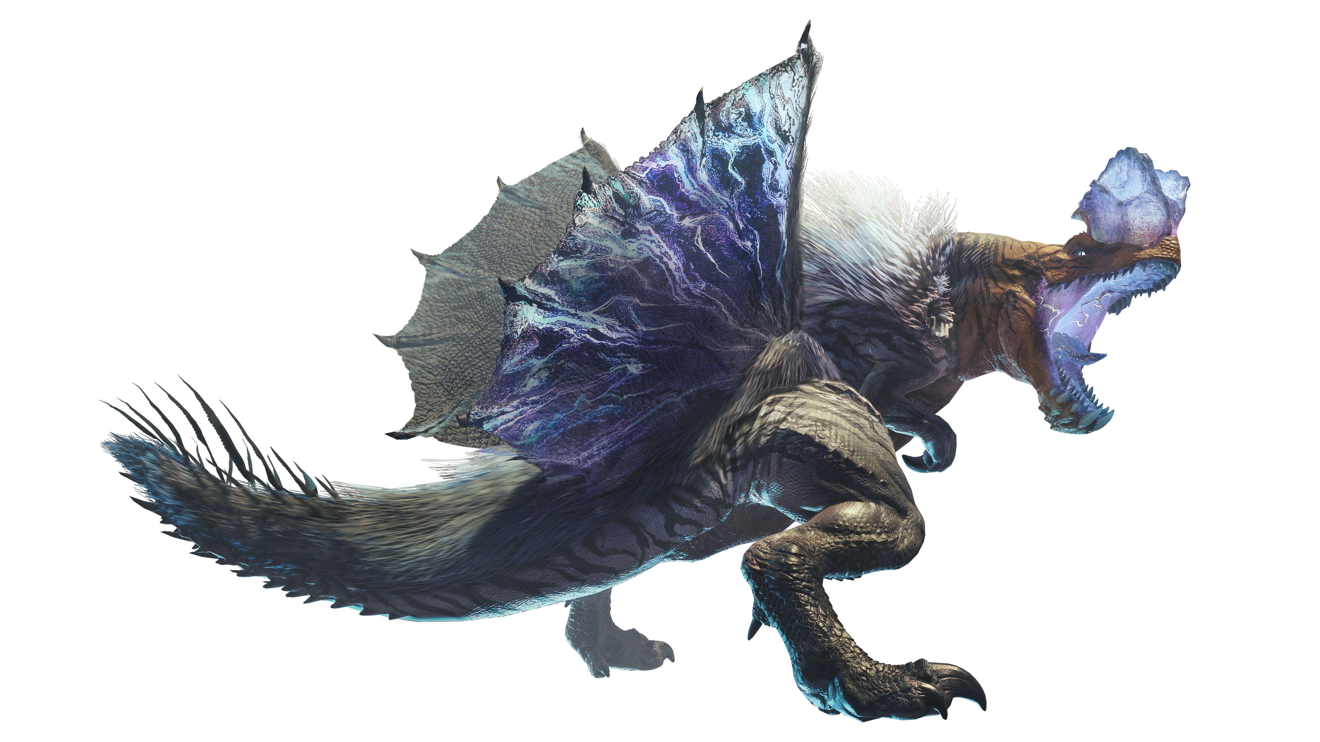 Monster Hunter World Iceborne Render 3