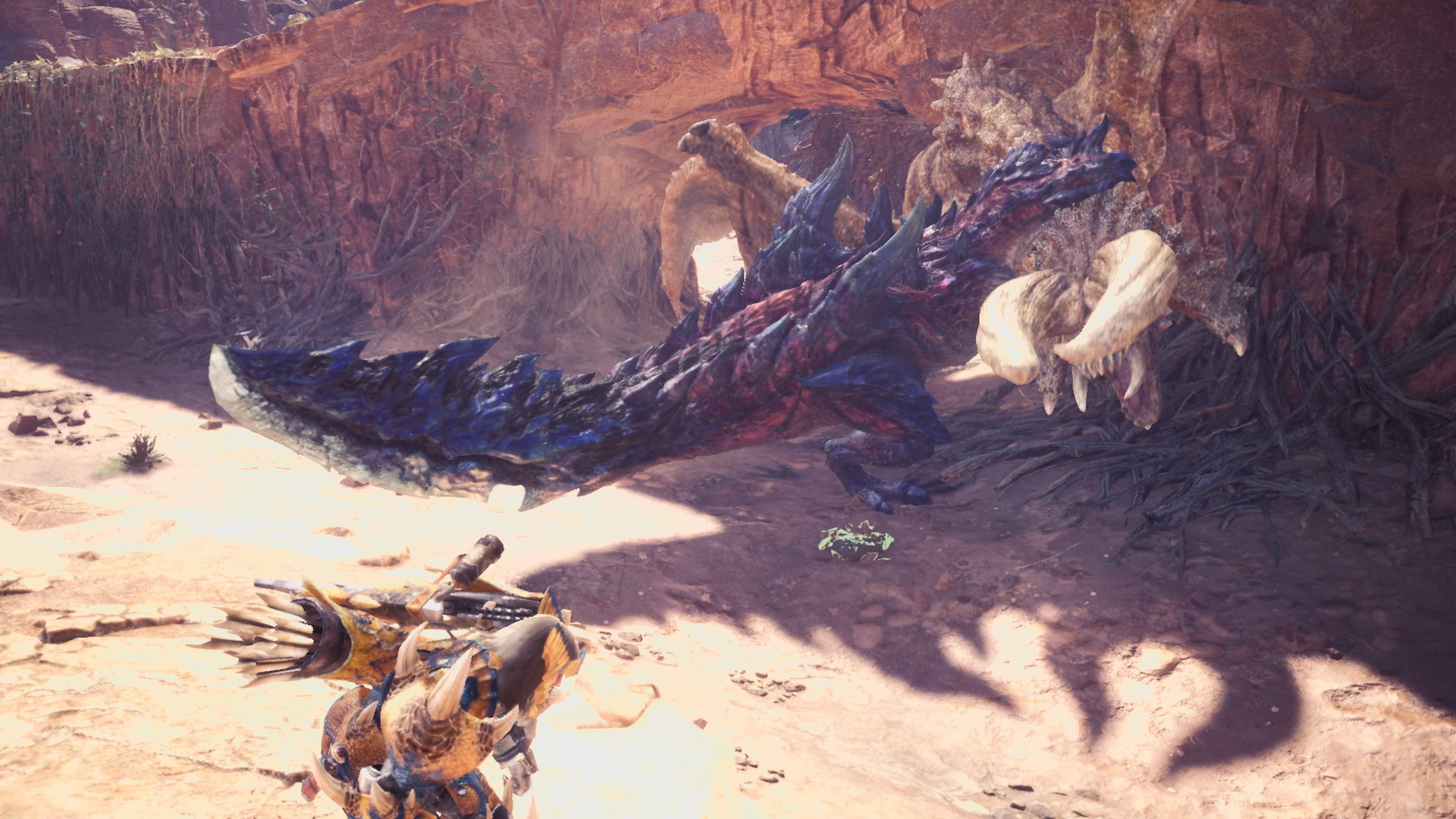 Monster Hunter World Iceborne Screen 11