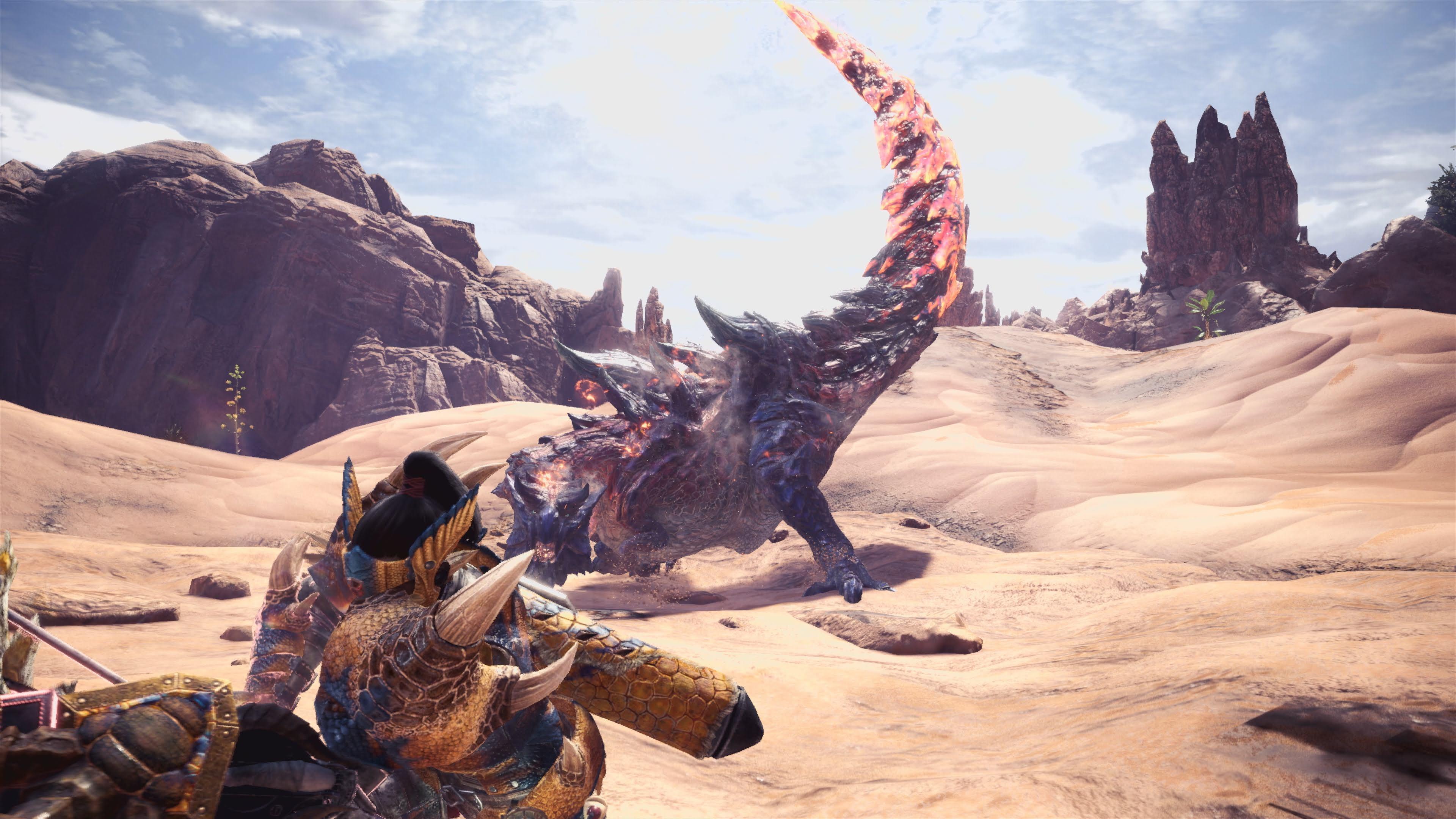 Monster Hunter World Iceborne Screen 13