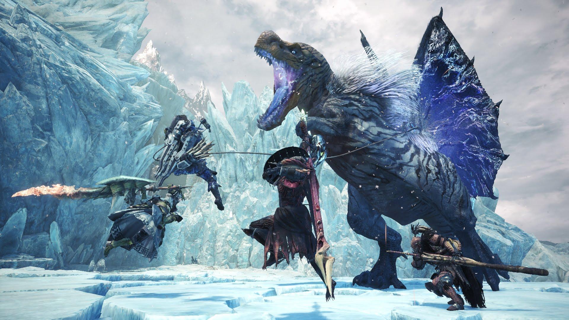 Monster Hunter World Iceborne Screen 14