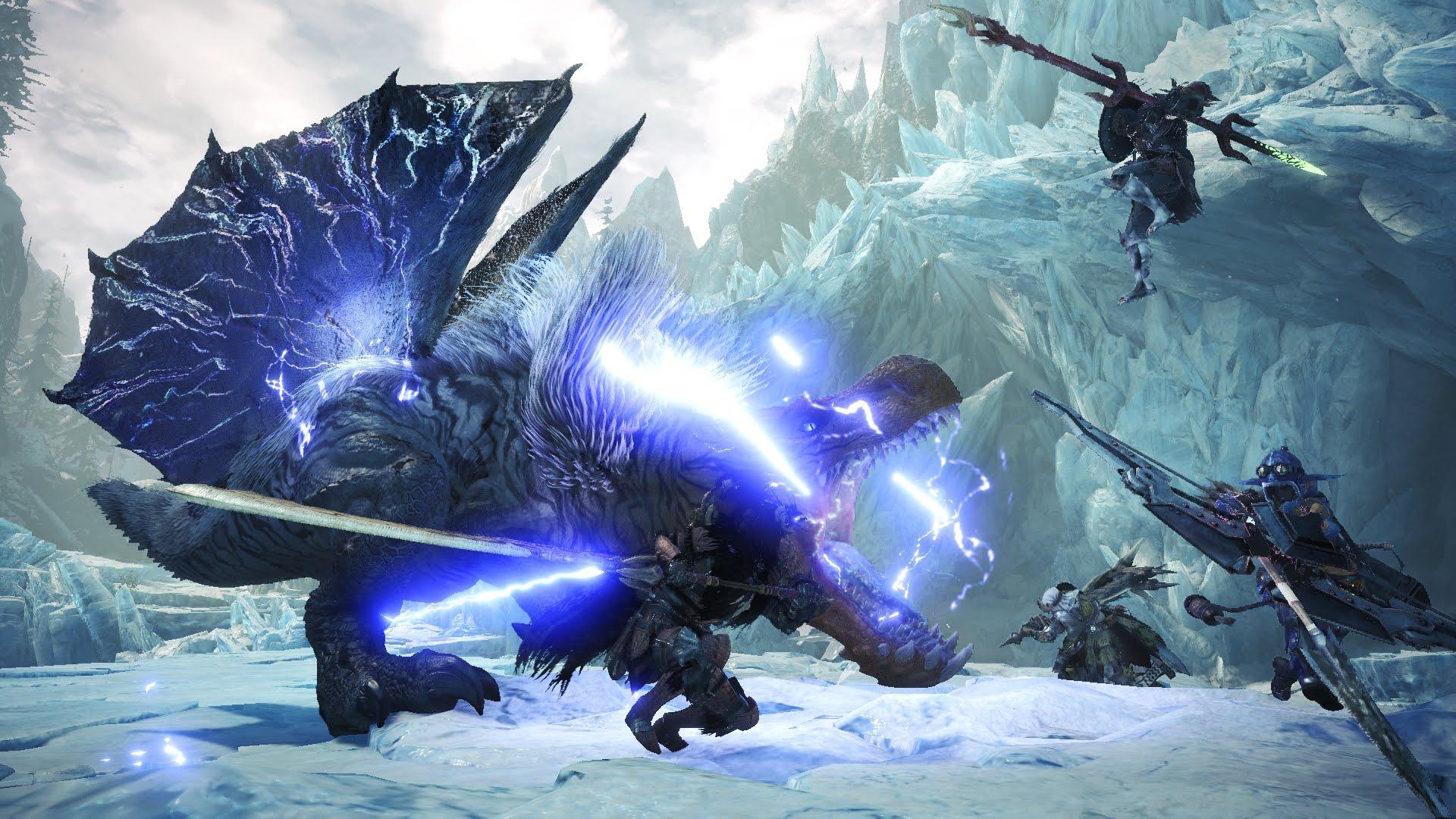 Monster Hunter World Iceborne Screen 16