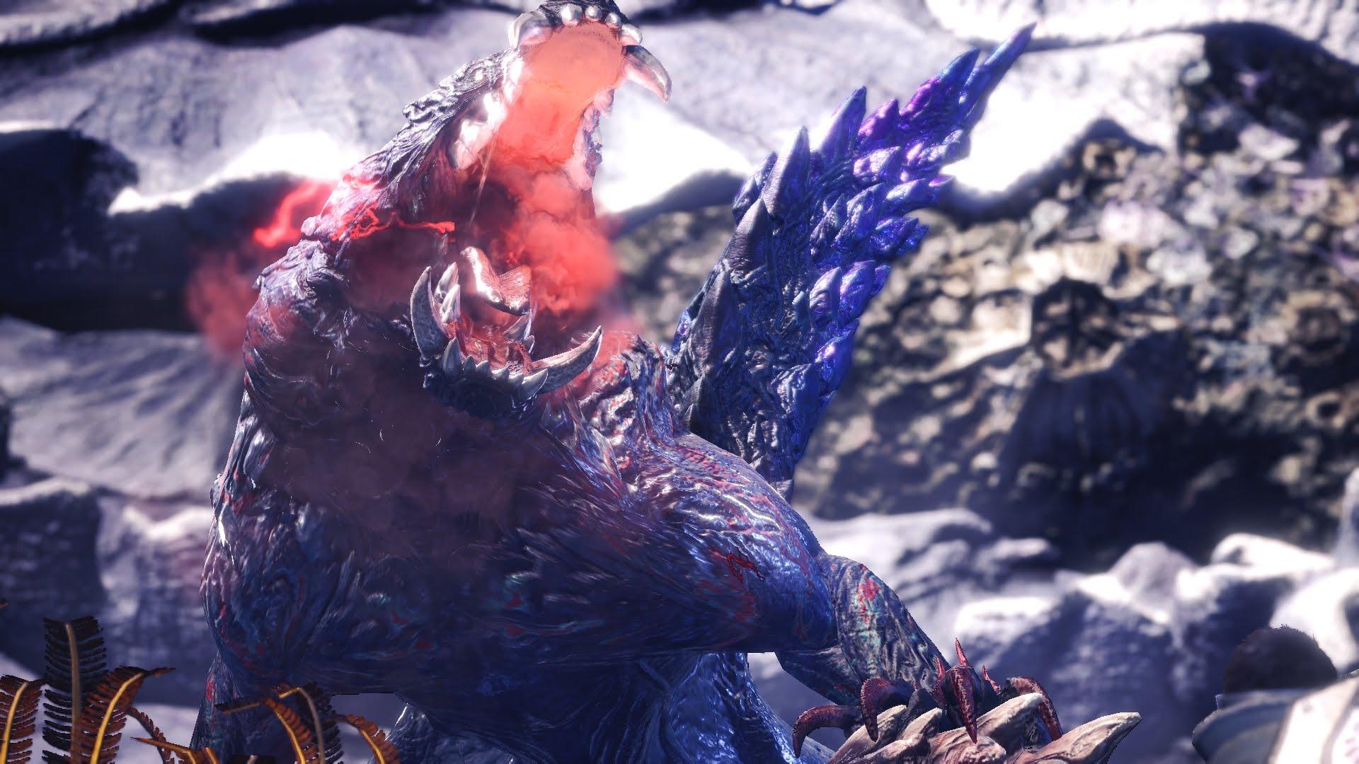 Monster Hunter World Iceborne Screen 18