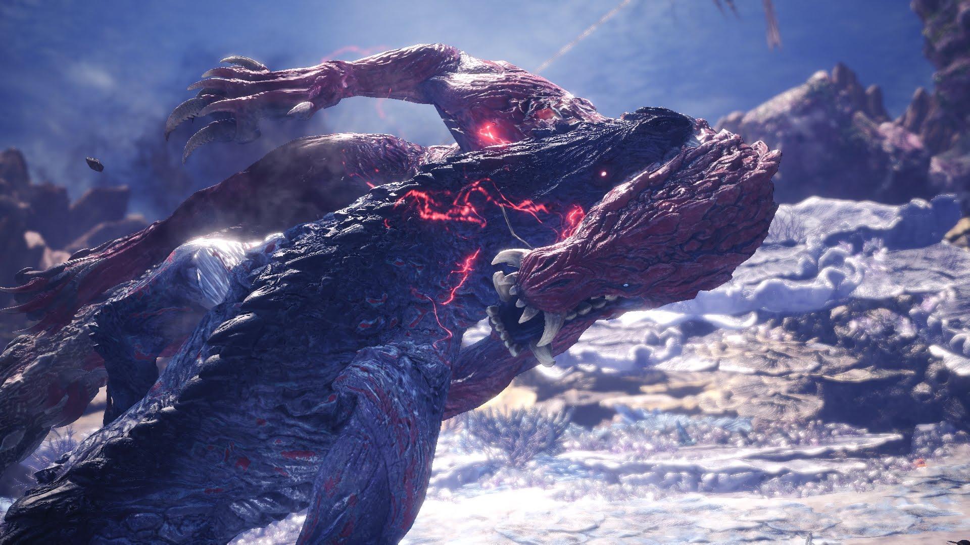 Monster Hunter World Iceborne Screen 19