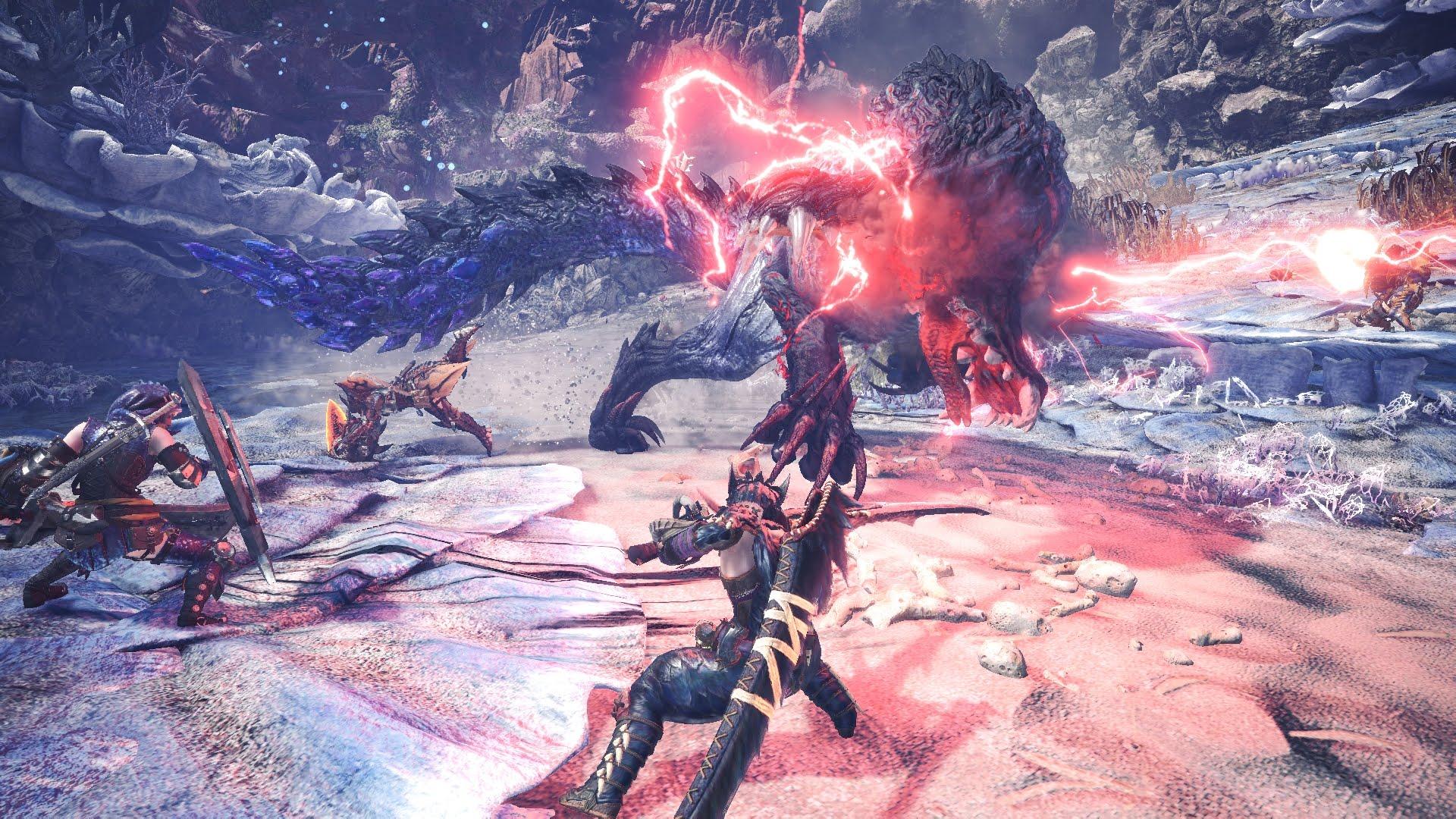 Monster Hunter World Iceborne Screen 20