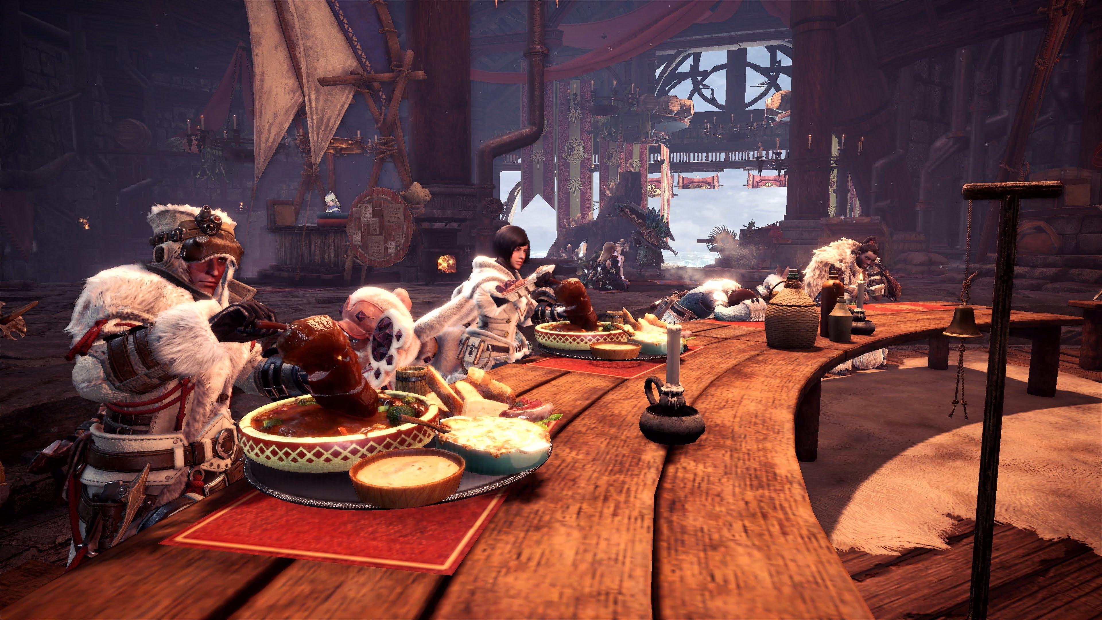 Monster Hunter World Iceborne Screen 7