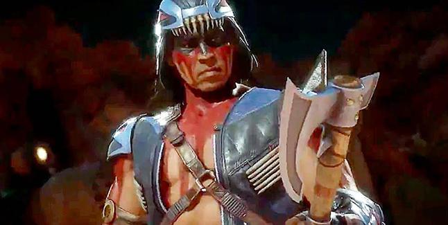 Mortal Kombat 11Nightwolf Banner