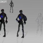 NYX The Awakening Concept Art 2