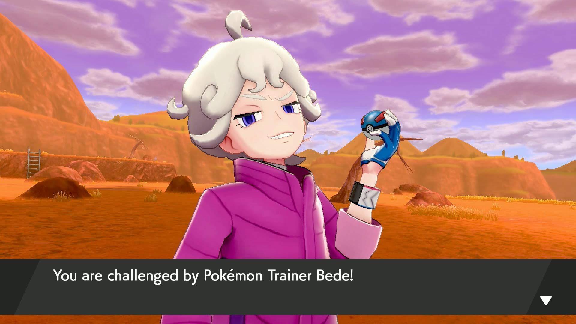 Pokemon Sword and Shield Screen 13