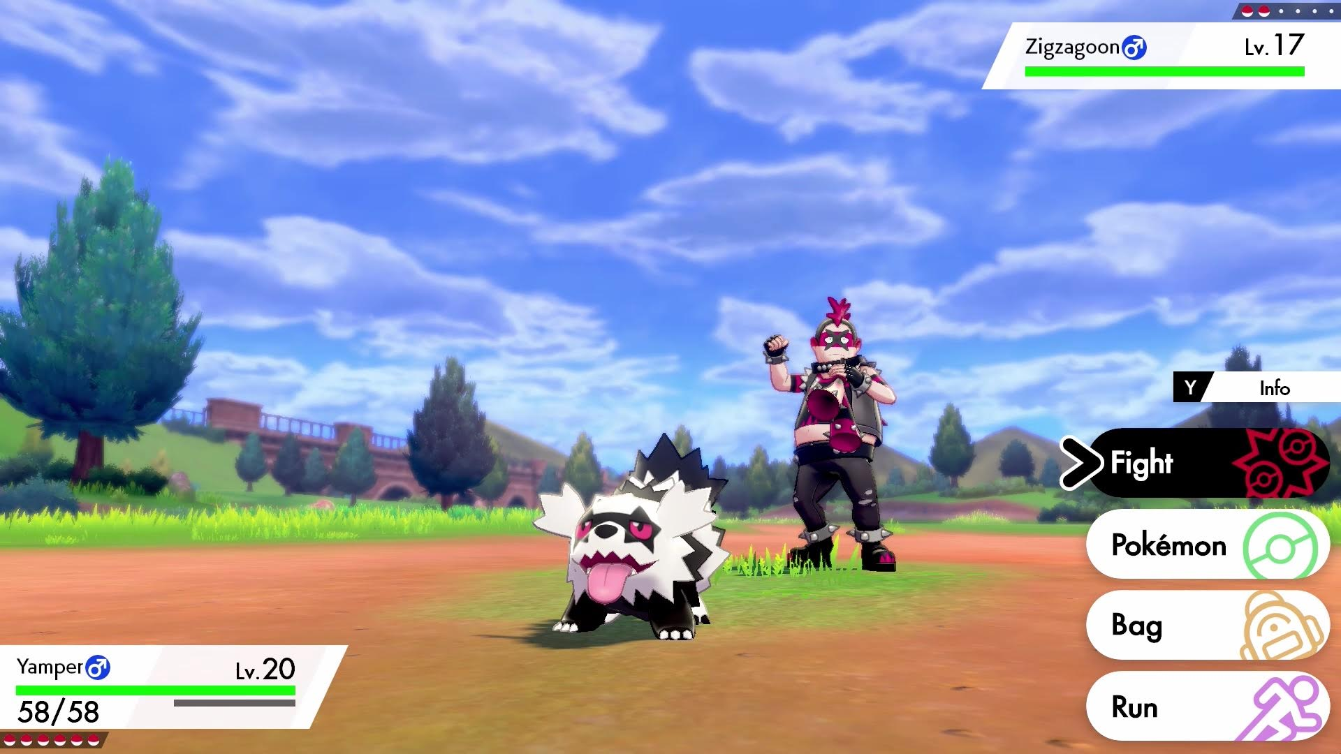 Pokemon Sword and Shield Screen 15