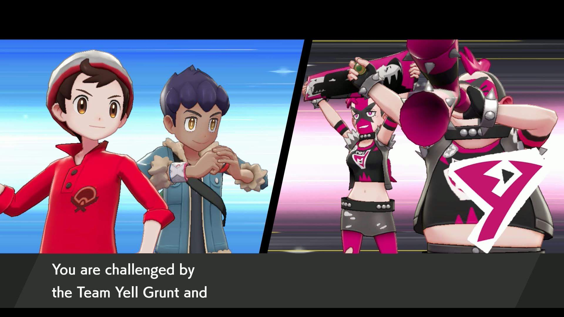 Pokemon Sword and Shield Screen 16