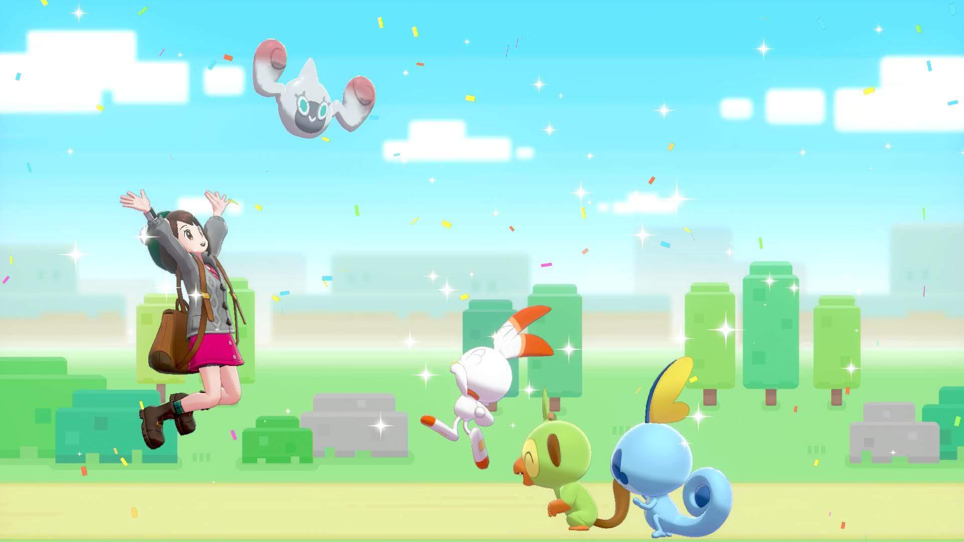 Pokemon Sword and Shield Screen 21