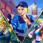 Street Fighter V DLC Lucia