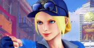 Street Fighter V DLC Lucia Banner