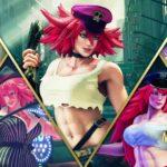 Street Fighter V DLC Poison