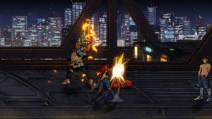 Streets of Rage 4 Cherry Hunter Screen 1