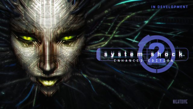 System Shock 2 Enhanced Edition Banner