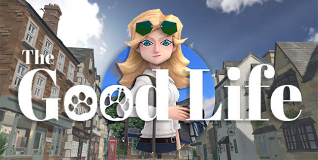 The Good Life Banner