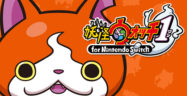 Yo-Kai Watch 1 Switch Banner