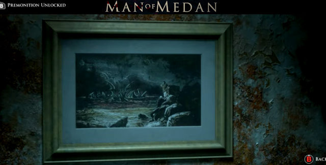 The Dark Pictures: Man of Medan Framed Pictures Locations Guide