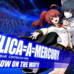 BlazBlue Cross Tag Battle Celica A. Mercury