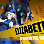 BlazBlue Cross Tag Battle Elizabeth