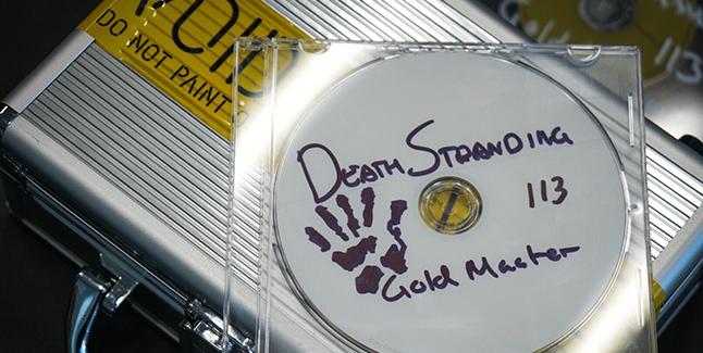 Death Stranding goes gold banner