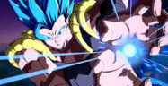 Dragon Ball FighterZ Gogeta Banner