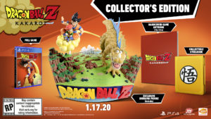 Dragon Ball Z Kakarot Collector's Edition
