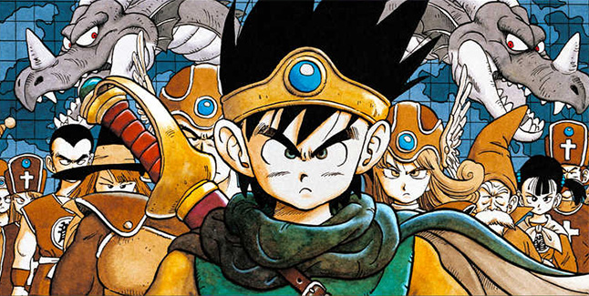 Dragon Quest III Banner