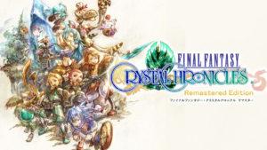 Final Fantasy Crystal Chronicles Remastered Key Visual