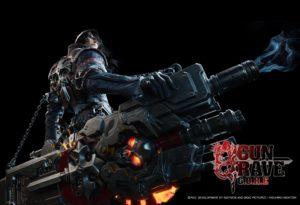 Gungrave G.O.R.E Render 3