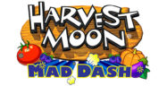 Harvest Moon Mad Dash Logo