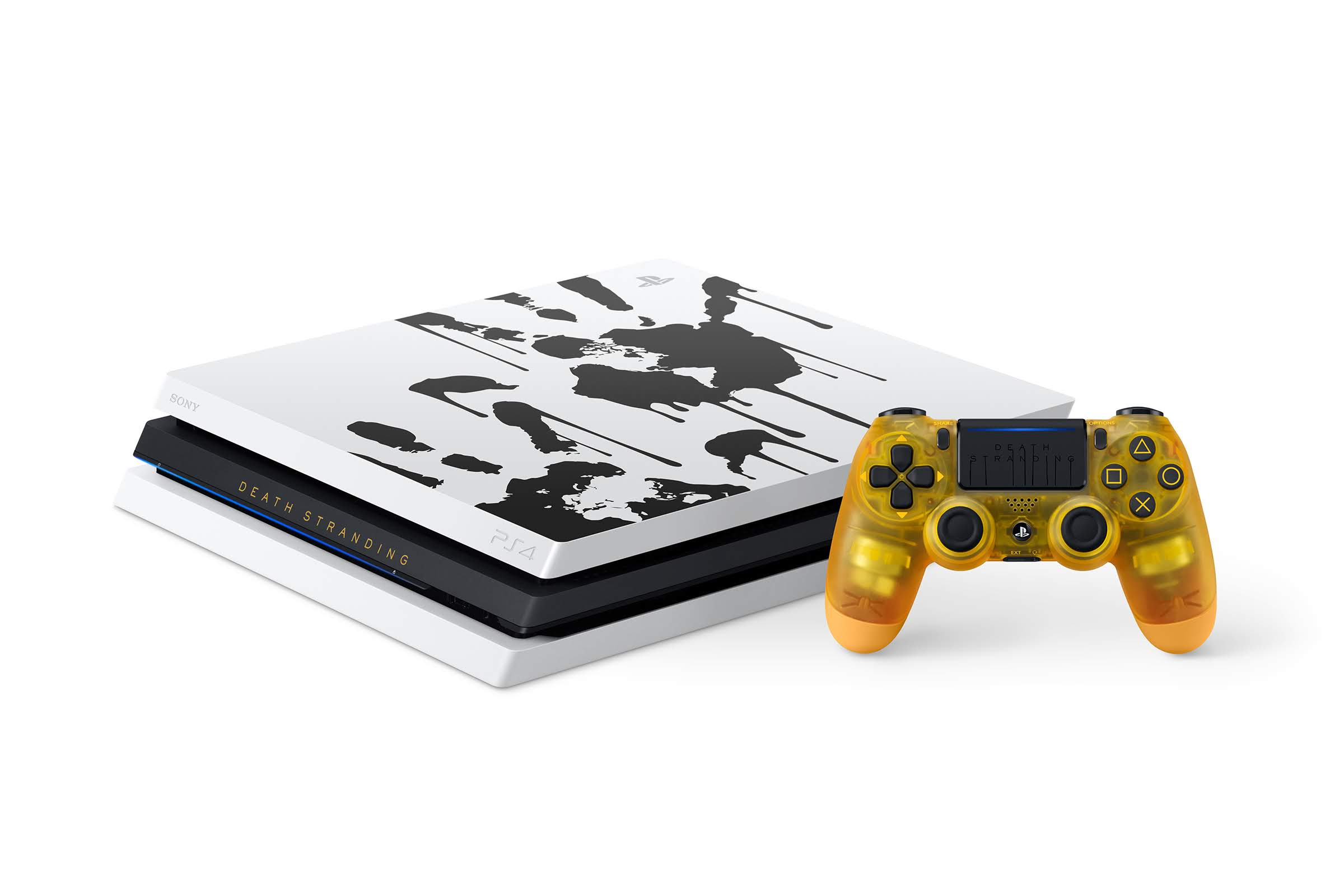 Limited Edition Death Stranding PS4 Pro Bundle Image 2