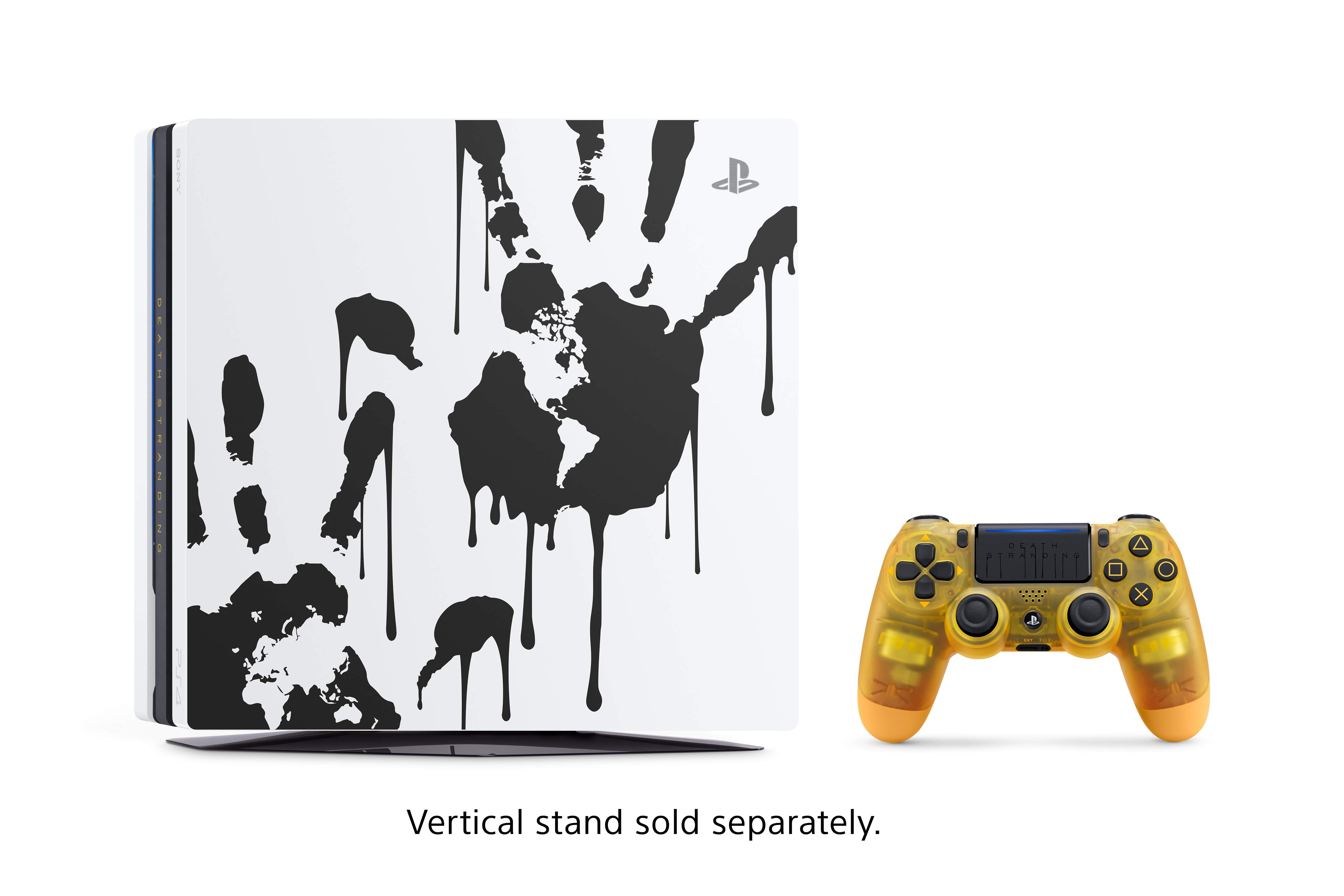 Limited Edition Death Stranding PS4 Pro Bundle Image 3