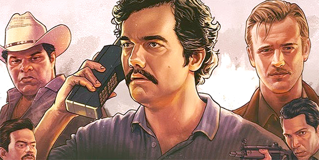 Narcos Rise of the Cartels Banner