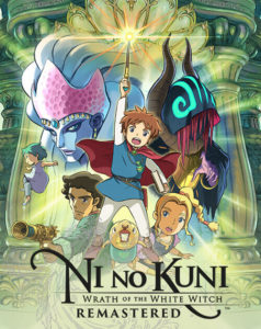 Ni no Kuni Wrath of the White Witch Remastered Key Visual