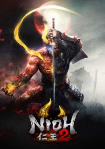 Nioh 2 Key Art
