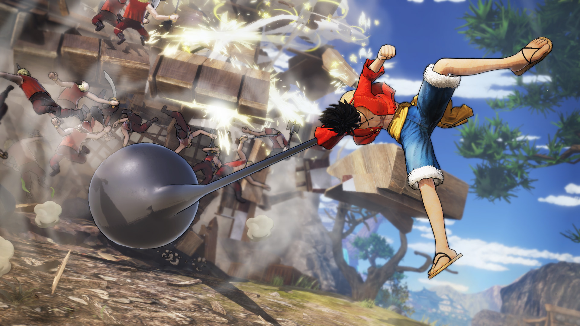 One Piece Pirate Warriors 4 Screen 6