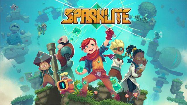 Sparklite Key Visual
